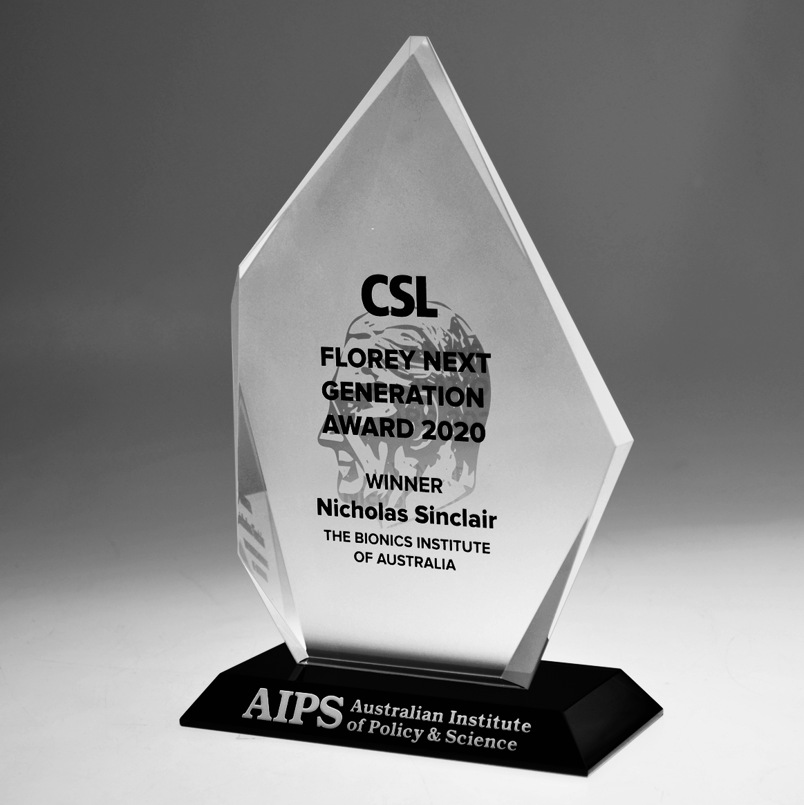 AIPS Crystal Award by Mint Awards