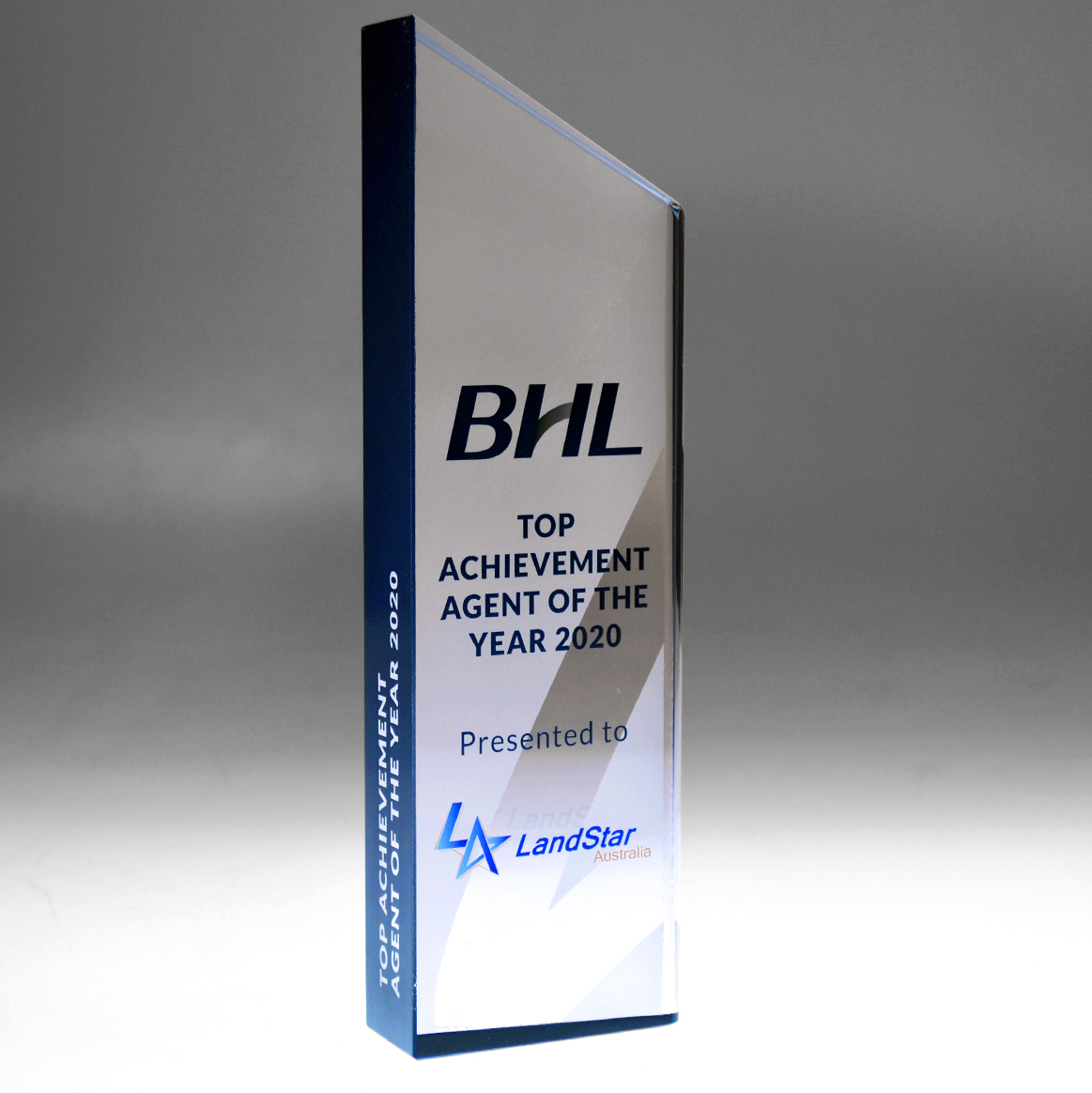 BHL Crystal Accent by Mint Awards